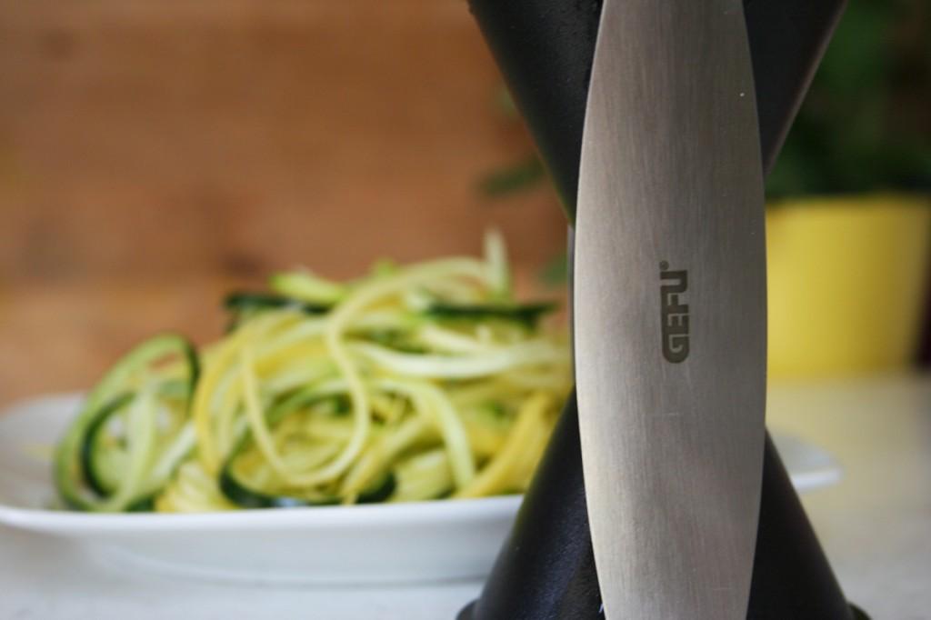 GEFU Spiralizer Or Spiral Slicer Is A Neat Kitchen Tool That Will Make  Noodles From Zucchini