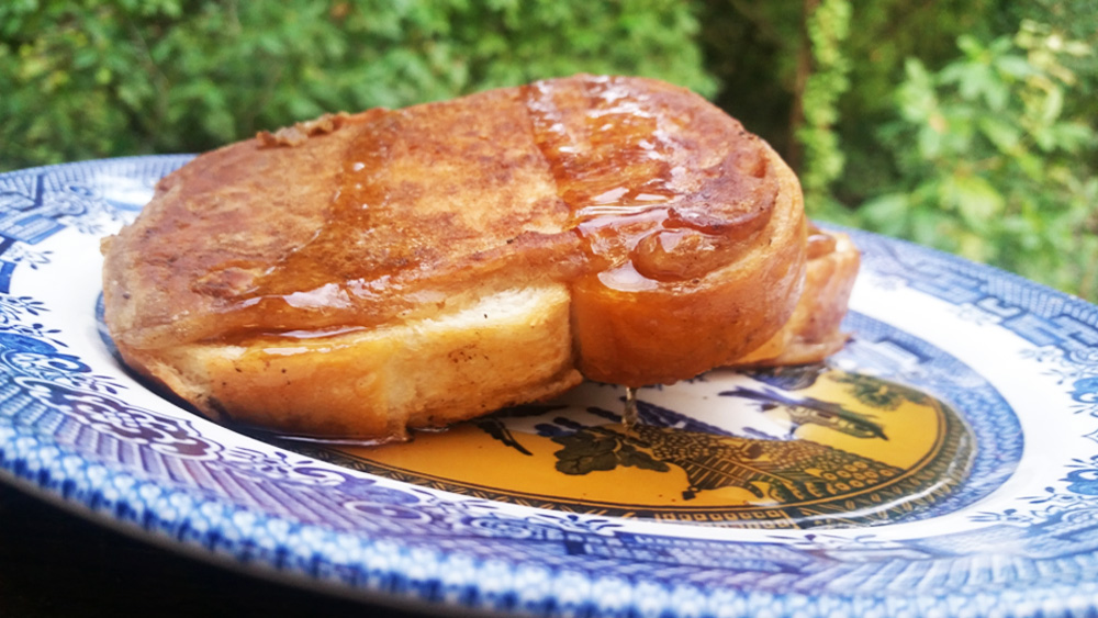 Vegetarian French Toast
