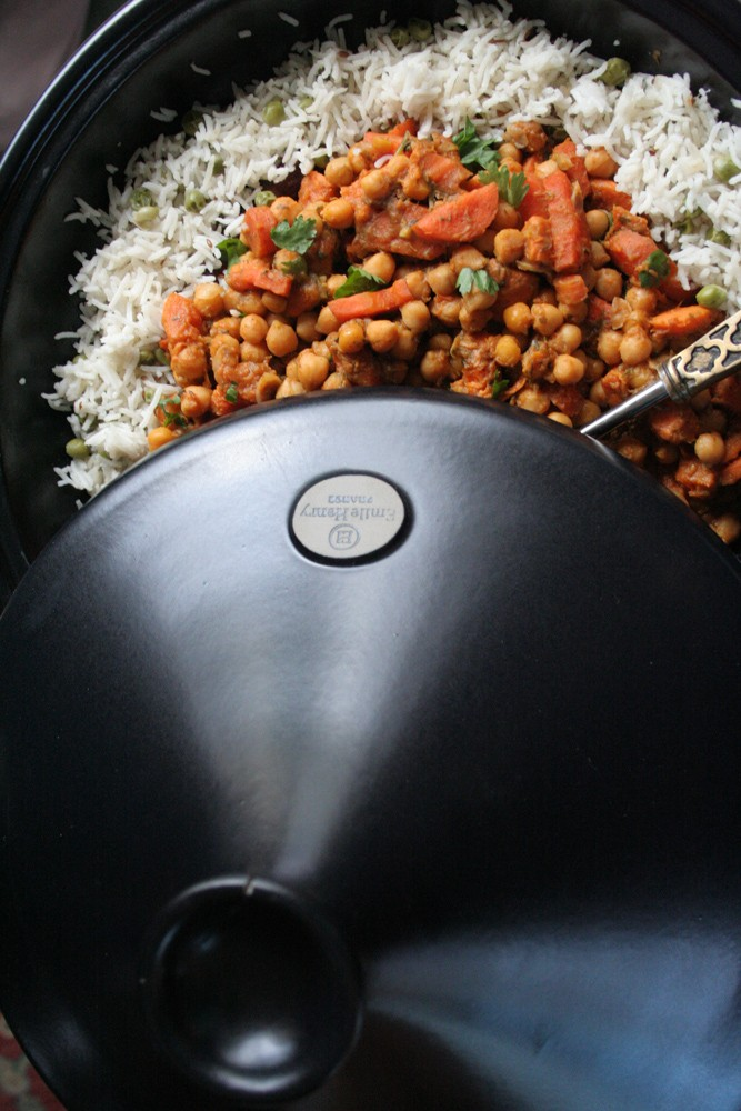 vegetarian tagine recipes