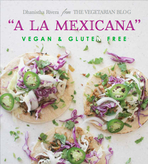 vegan mexican cookbook