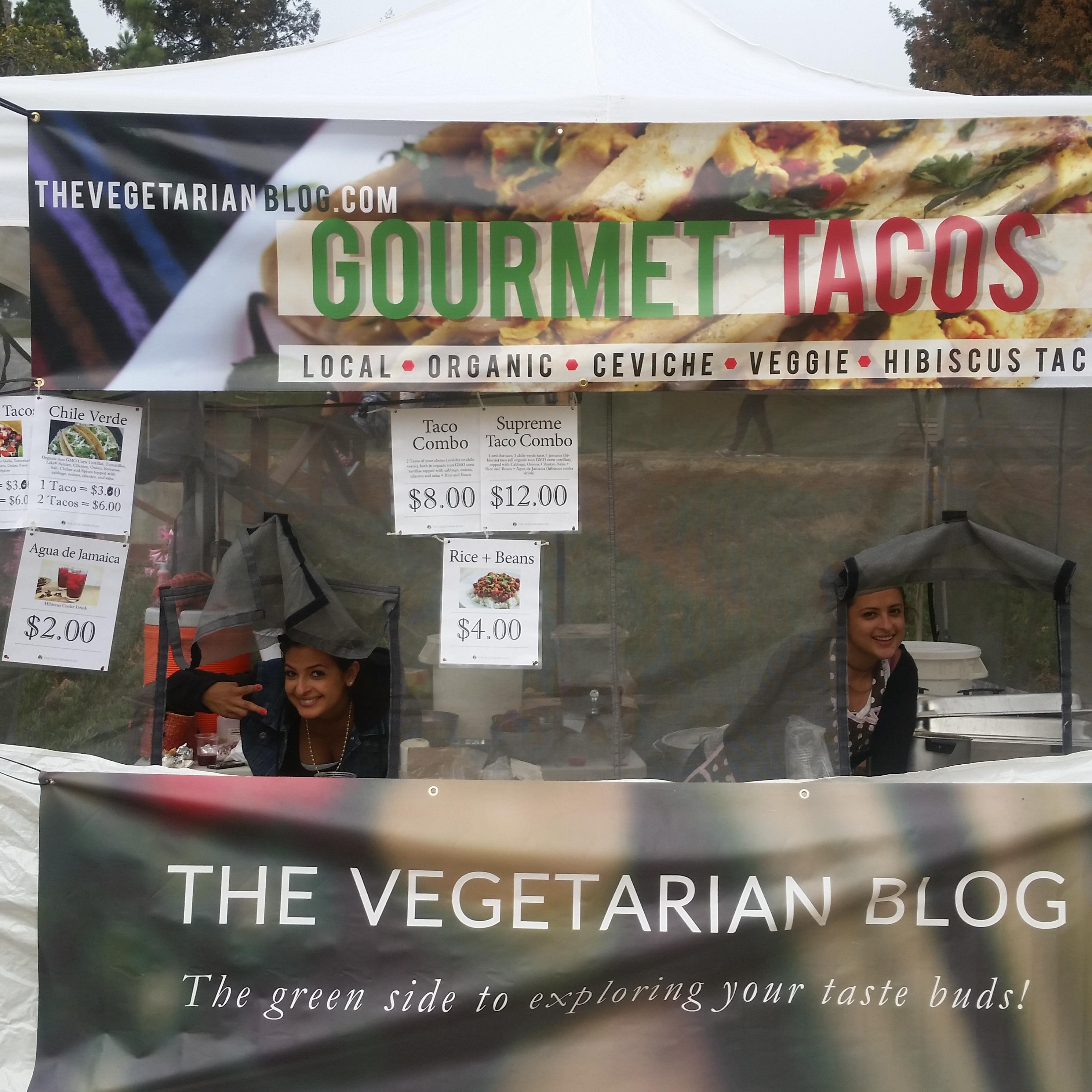 the vegetarian blog